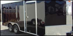 2010 Diamond Cargo Enclosed Trailer